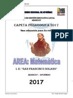1. Carpeta Pedagogica 2017