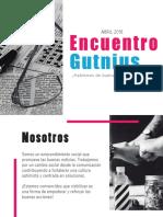 Encuentro Gutnius Lima