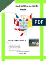 Informe Expo Represa Aguada Blanca
