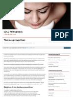TECNICAS PROYECTIVAS.pdf