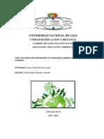 Acciones Para Remediar Problemas Ambientales