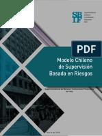 SBIF - Modelo Chileno de Supervición Basada en Riesgos