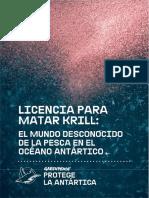 Informe Krill N-2018