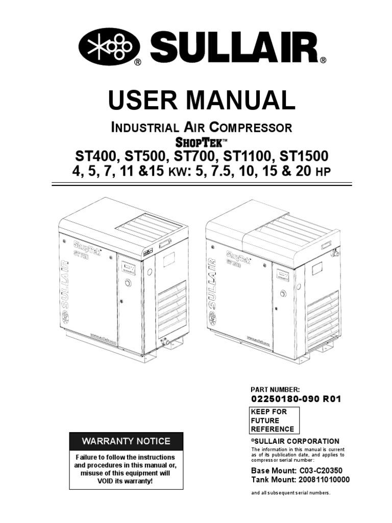WRG-9165] Sullair Wiring Diagram on