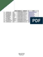 Actividad de Aprendizaje 2 Curso Excel