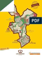 Mapa de urbanismo