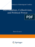 Ervin Laszlo (Auth.) - Individualism, Collectivism, And Political Power_ a Relational Analysis of Ideological Conflict (1963, Springer Netherlands)