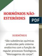 HORMÔNIOS NÃO-ESTERÓIDES.pptx