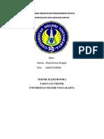 Laporan Praktikum Pengkondisi Sinyal Job 3