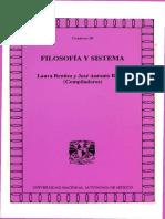 Benítez Filosofía y Sistema