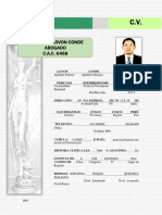 CV GARY Modificado 01-08-16