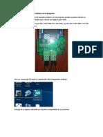 Comunicación de La Tarjeta Arduino Tutorial