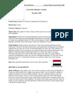 Basic Information About Yemen