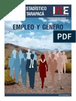 Informe de Empleo y Género en Tarapacá_2017