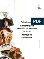 Solucionario Clase 2 Comprendo la relación de ideas en el texto 2016.pdf