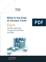 SDGs in the Eyes of Yemeni Youth