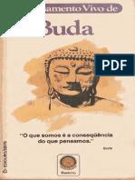 O Pensamento Vivo de Buda (Ediouro)