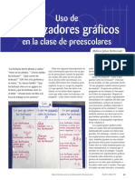 Uso de Organizadores Graficos en La Clase de Preescolares