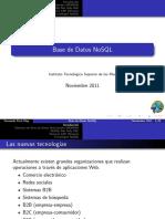 Introduccion Bases de Datos Nosql