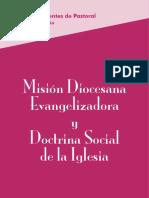 Mision Diocesana y Doctrina Social