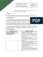 PT-SST-11-V01 Proteccion de Radiacion UV