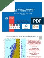 Presentación Daños en Puentes Por Sismo 27F-2010 Alex Union 28-09-2017 MOP-JICA-AGCI