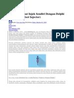 Cara Membuat Injek Sendiri Dengan Delphi 7
