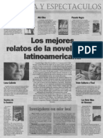 Los Mejores Relatos de La Novela Negra Latinoamericana