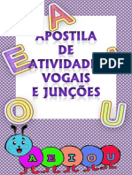 APOSTILA DE ATIVIDADES  VOGAIS E JUNÇÕES PDF.pdf