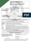kacis michigan teaching certification