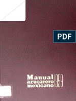 Manueles azucareros 1959-1970-Ingenios San José-El Carmen y Providencia