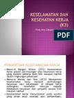 Keselamatan Dan Kesehatan Kerja (K3)-SMK