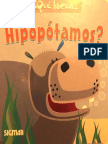 Que Hacen Los Hipopotamos