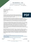 Second Bernie Lunzer letter Duke University January 31, 2018