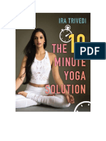 The 10-Minute Yoga Solution by Ira Trivedi