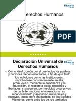 Ppt Los Derechos Humanos