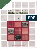 CHIARELLO y MORENO. La Elección Del Sitio en Las Ciudades Hispanoamericasa