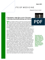 Quality Chasm 2001  report brief.pdf