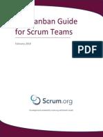 2018 Kanban Guide for Scrum Teams