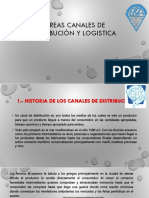 Tareas Canales de Distribución y Logistica