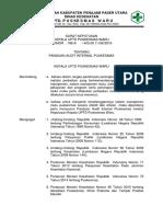 3.1.4 (2) SK Pedoman Audit Internal