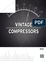 Vintage Compressors Manual English