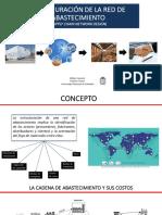 5. Diseño de redes de abastecimiento