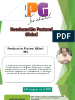 Reeducación Postural Global  por Daniel Duarte