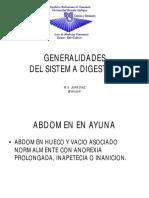 12 Digestivo Generalidades Semiologia