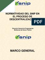 2. SNIP Normatividad 2007