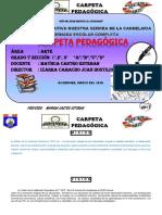 Carpeta Pedagogica 2018 Esteban