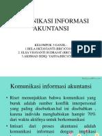 Tugas Ppt Akp Bab 21 Komunikasi Informasi Akuntansi