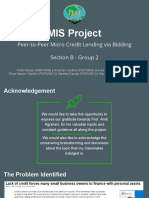 Section B - Group 2 - MIS Project