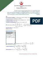 Problemas Propuestos PC2 Con Soluciones